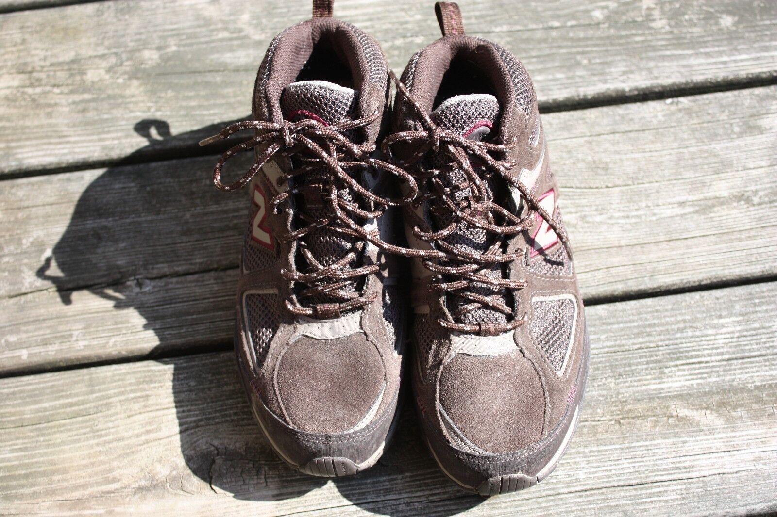 New balance W0900HGT Mujer Marrón Gor-Tex talla excursionista botas talla Gor-Tex 8 1 2 Usado En Excelente Condición 286cf9