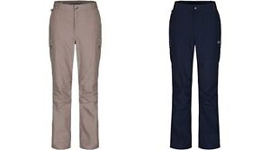 Regatta Delph Mens Trousers Water Repellent Elasticated Waist Multi Pocketed