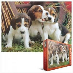 Puppies - Eurographics Puzzle 1000 Pieces Jigsaw EG60004054