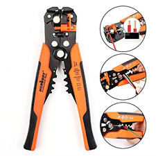 Horusdy Wire Stripping Tool Self Adjusting 8 Automatic Wire Strippercutting