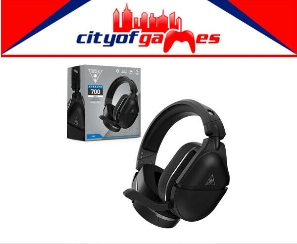 Turtle Beach Stealth 700 Gen 2 Wireless Gaming Headset PS4 & PS5 In Stock