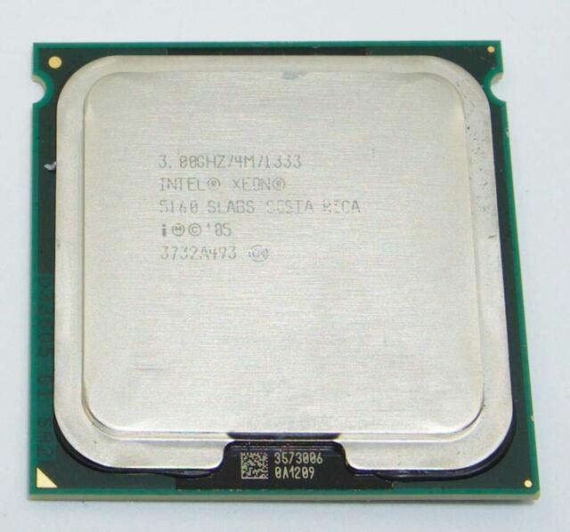 SLABP Intel Xeon 5130 2GHz 1333MHz 4MB Cache LGA771 CPU Processor
