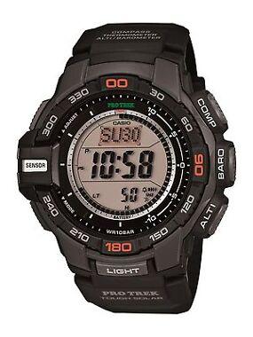 Casio PRG-270 Pro Trek Triple Sensor Men's Watch