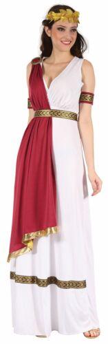 One Size Adult Fancy Dress Costume Greek Goddess