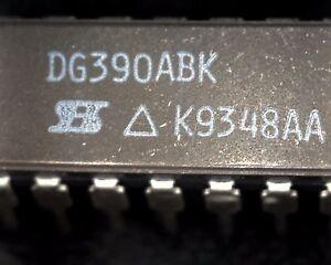 Siliconix-dg390abk-DOPPIO-SPDT-commutatore-analogico