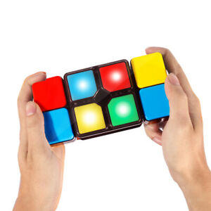 Spiel-Musik-Magischer-Wuerfel-Zauberwuerfel-LED-Magic-Cube-Mehrspieler-Spielzeug