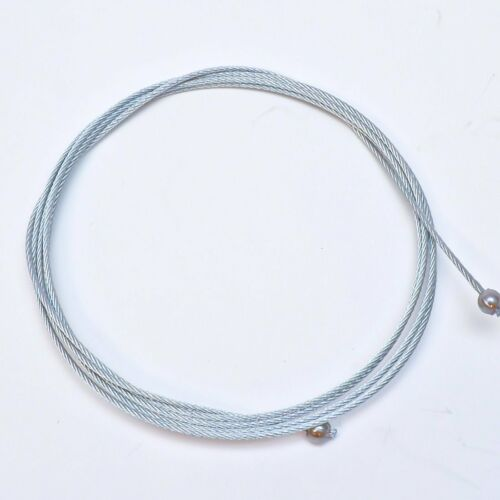 Bruin Brake Cable 91984 Intermediate Chevrolet fits 58-64 Bel Air MADE IN USA