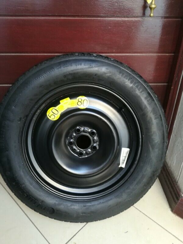 Brand New Land Rover Discovery Sport 18 inch Factory Space Saver Spare Wheel at Half Price R4900