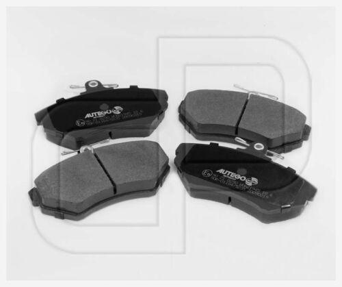 1999 Bremsbeläge Bremsklötze AUDI A4 B5 vorneVorderachse bis Bj