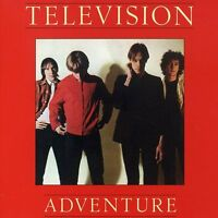 Television - Adventure [new Cd] on Sale