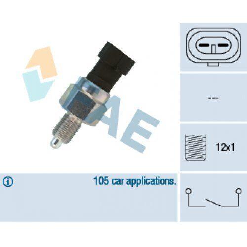 FAE Switch reverse light 40940