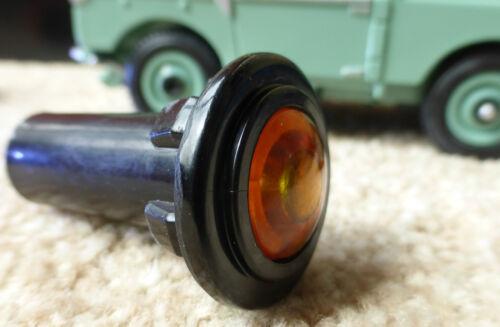 Land Rover Serie 1 2 2a Armaturenbrett 519744 Bernstein Mischung Spule//Heizung
