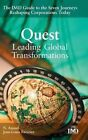 Quest: Leading Global Transformations by N Anand, Jean-Louis Barsoux (Hardback, 2014)
