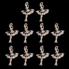 Pointe And Tutu 5PCs Charm Mix CM2957-5 Ballet Dancer 10 20PCs Ballerina