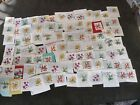 85 Forever Winter Berries Berry stamps on paper Used
