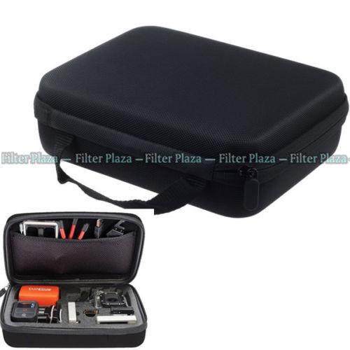 Medium Travel Storage Shockproof Carry Case Bag for GoPro Hero 3+ 3 2 1 Camera M