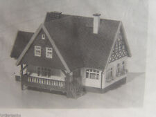 Forsthaus Auhagen H0 TT 12225 Bausatz