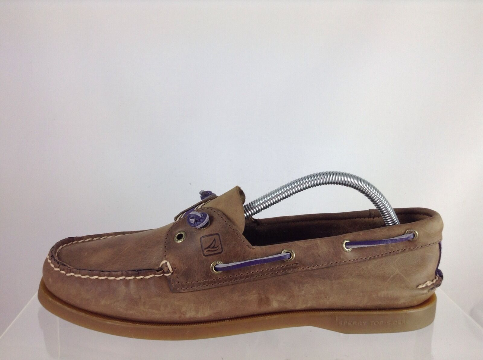 Sperry Womens Brown Leather shoes 11 M