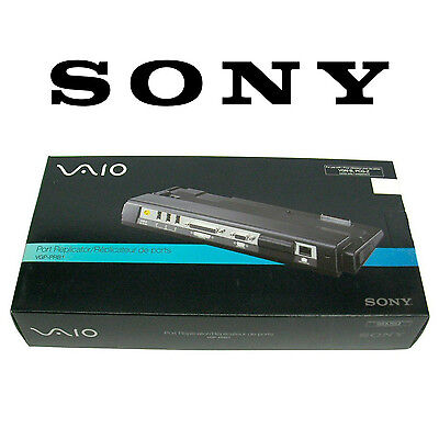 New Genuine Sony VGN-B PCG-Z Series Port Replicator VGP-PRB1 VGPPRB1