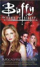 Good, Apocalypse Memories (Buffy the Vampire Slayer), Metz, Melinda, Burns, Laur