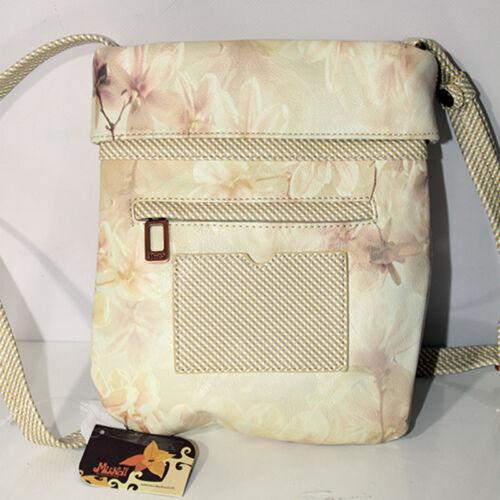 Bolso Beige Borsa Donna Mundi Bag Accessories Tracolla Vichy Collection wwBHUqT