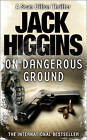 On Dangerous Ground (Sean Dillon Series, Book 3) by Jack Higgins (Paperback, 2011)