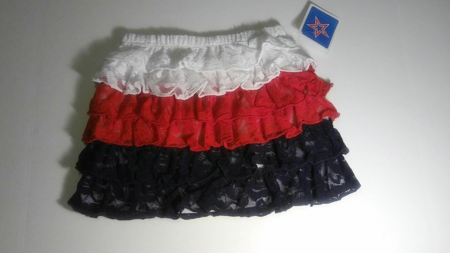 Ruffle Tutu American 2T 3T for Toddlers