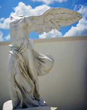 Nike of Samothrace Winged Victory Louvre Museum life-size Replica Reproduction
