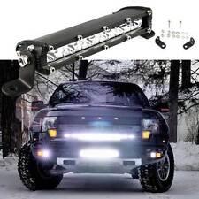7'' 18W Cree LED Work Light Car Truck Boat Driving Spot Fog Offroad SUV 4WD Bar
