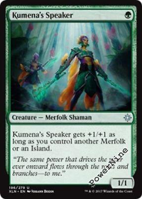 Kumena/'s Speaker x 4 Ixalan MTG Magic The Gathering NM English unplayed