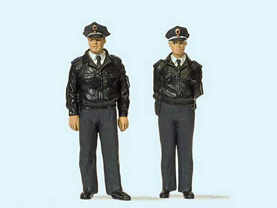 Preiser 65364 Spur 0 Polizisten stehend Figuren bemalt