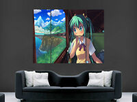 VOCALOID MANGA TRAIN  GIANT WALL POSTER ART PICTURE PRINT LARGE