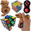 thumbnail 5 - Sensory Fidget Toys Set - 25 Pack - Stress Relief and Anti Anxiety Toys for Kids