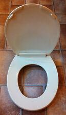 Enjoyable Beneke Quality Solid Plastic Round Front Toilet Seat 420 Uwap Interior Chair Design Uwaporg