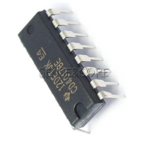 20Stks CD4017BE 4017 CD4017 DECADE COUNTER DIVIDER IC