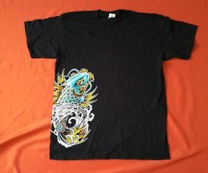 AKATENANGO-039-Fish-039-Shirt-Groesse-S-L-oder-XL-NEU