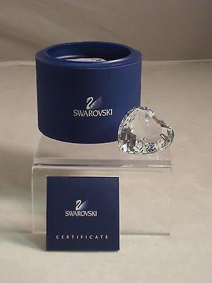 SWAROVSKI, 2007 SCS HEART(EVENT PIECE), #896979, RETIRED, MINT IN BOX