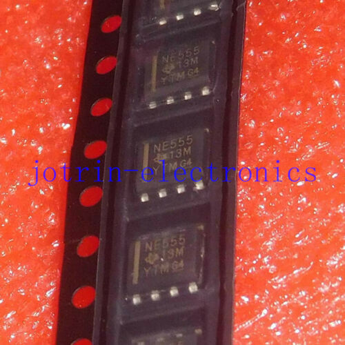 20 PCS NE555DR SOIC-8 TIMER SINGLE PRECISION STANDARD TIMER SINGLE