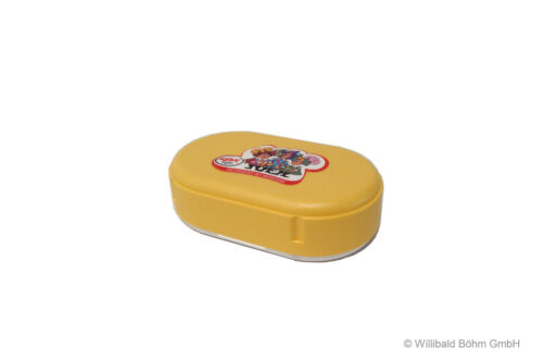 Enfants Cartables Avec sticker Sonja Plastic réglable en hauteur 2 pces frühstücksbox