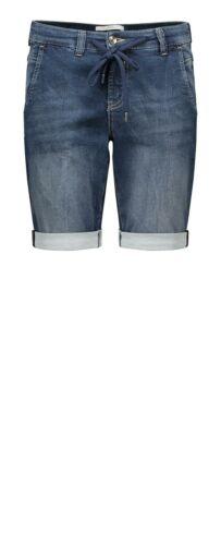 MAC JOG/'N SHORTY dark sprinkle used wash Damen Jogging Jeans 2775-90-0341 D599