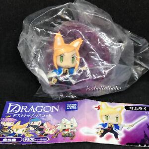 Takara Tomy ARTS 7th Dragon Desktop Mascot Figure Samurai NDS RARE