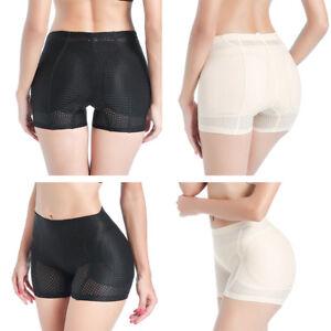 3cd9d884c92 Women s Padded Butt Lifter Panty Body Shaper Push Up Booster ...