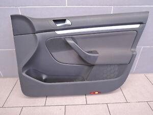 VW-GOLF-5-V-Kombi-TURVERKLEIDUNG-VERKLEIDUNG-vorne-rechts-STOFF-1K4867012-JZ152