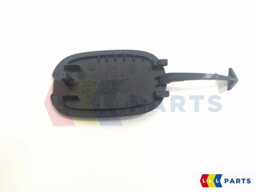 VW TOUAREG 02-10 NEW GENUINE REAR BUMPER O//S RIGHT TOW HOOK COVER CAP 7L6807450A