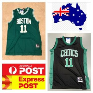 quality design 65cb5 21311 Details about Boston Celtics Kyrie Irving jerseys green or black