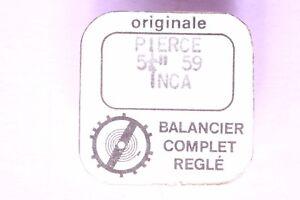 Balance complete PIERCE-LEVY 59 INCA bilanciere completo 721 NOS - Italia - Balance complete PIERCE-LEVY 59 INCA bilanciere completo 721 NOS - Italia