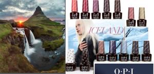 OPI GELCOLOR COLLECTION ICELAND 15 ML / GEL POLISH