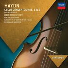 Cellokonzerte 1+2 von Zuckerman,AMF,Heinrich Schiff,LAPO,Marriner (2012)