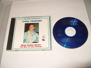 Carl-Perkins-Blue-Suede-Shoes-Best-of-Prestige-2001-cd-is-excellent