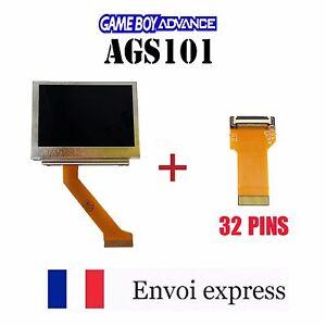 Nappe-32-pins-Ecran-AGS-101-Screen-Game-Boy-Advance-backlit-GBA-SP